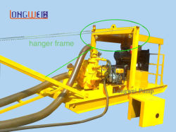 Deisel Driven Self Priming Ah Slurry Pump