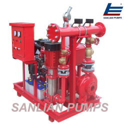 Edj Water Fire/ Submersible /Centrifugal/Oil/Pressure/Fuel Pump (SLFP)