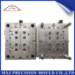 Precision Plastic Molding Auto Car Part Electrical Connector Injection Mould