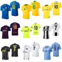 320d2f34d02 Manchester Juventus Ronaldo Messi Mbappe Hazard Modric Payet Soccer Jerseys