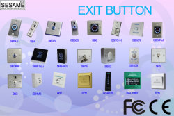 Access Control Waterproof Plastic Door Exit Button with Base (SB3M)