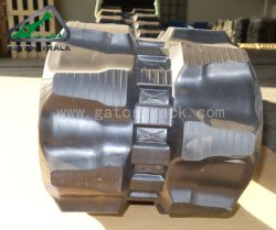 300X52.5wx84 Rubber Track Replacement Rubber Tracks Hot Sell Rubber Track for Ihi Imer with Best Price