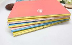 Wholesale Stationery 70/80GSM Write Paper Customized Notebook Printing