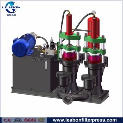Hydraulic Transmission Piston Pump Used for Deliver Slurry
