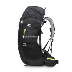 Nevo 50L Fashion Light-Weight Nylon Sports Hiking Travel Backpack Bag