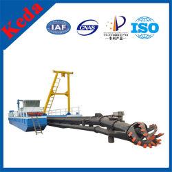 China Mining Dreger Boat Dredging Machine for Sale