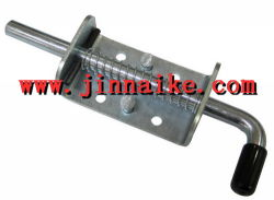 Steel Cane Bolt with Hook