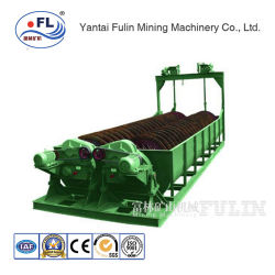 China High Efficiency Mining Machine Ore Washer Spiral Classifier