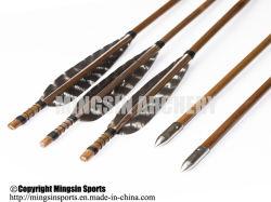 Bamboo Arrow for Traditional Bow Archery Arrow China Wholesale