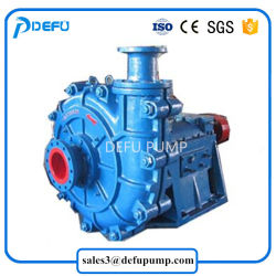 Big Particle Transfer Centrifugal Slurry Centrifugal Pump with Factory Price