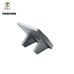 Sand Casting Manufacturer Custom Die-Casting Truck Part with Ts 16949 Certification