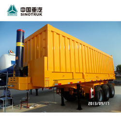 Competive Price Side Dumper Semi-Trailer