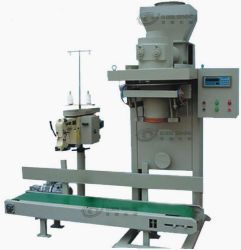 Global Shining Semi-Automatic Salt Packing Packaging Bagging Machine