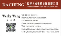 Cpm Pump Centrifugal Water Pump Good Price Farm Industry Use Houseuse Electric Dacheng Pumping Machine