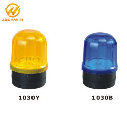 Strobe Beacon Flashing Solar Warning Light Lamp Barricade Rechargeable LED Tower Aviation Obstruction Aircraft Solar Traffic for Road Construction