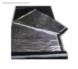 3mm 4mm Sbs Modified Bituminous Waterproof Membrane Fiber Material