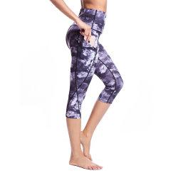 dcd1d85b49d6b Wholesale Sublimation Polyester Spandex Gym Yoga Fitness Compression  Leggings