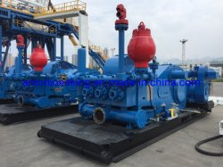 Slurry Pump F1600hl Triplex Piston Mud Pump