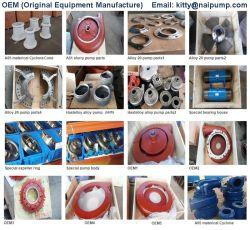 Gravel Sand Dredging Slurry Pump Wear Wet End Parts