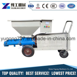 High Efficiency Screw Grout Pump with Best Price