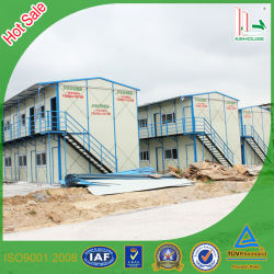 Low Cost Prefabricated Home for Mining Camp