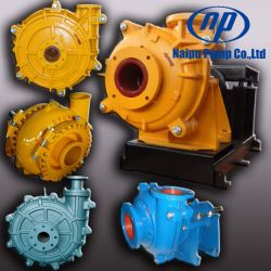 China Energy Saving Slurry Pump for Sale, Mining Slurry Pump Cost