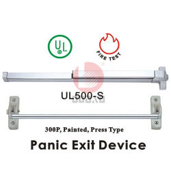 Ss304 Fire Rate Panic Exit Devices with UL Certificate (UL500S) u0026Push Bar  sc 1 st  Made-in-China.com & China Panic Exit Device Panic Exit Device Manufacturers Suppliers ...