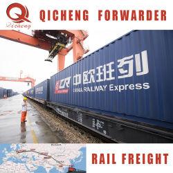 Shipping From China to Kazakhstan (Astana) by Railway Transportation