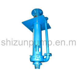 High Pressure Vertical Centrifugal Submersible Sump Slurry Pump