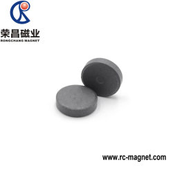 Powerful Strong Magnetic Round Ceramic Ferrite Magnet