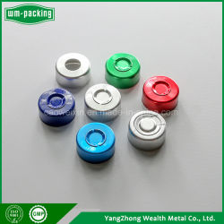 Vial Aluminium Cap 13mm, Aluminium Caps for Glass Bottles