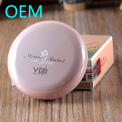Natural Pigments Red Brown Color Grooming Roast Blush Powder