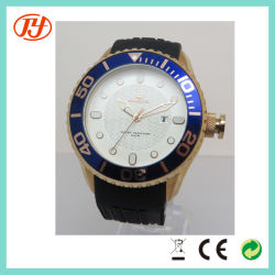 Factory Colorful Plastic Silicon Watch Promotion Gift Sport Gold Steel Wristwatches