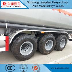 Truck Use 52cbm Sewage Water/Drilling Mud/Drilling Fluid/Slurry Tanker Semi Traile