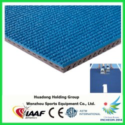 Running Sport of Rubber Running Track Material
