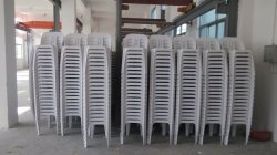 Armless Plastic Chair for Wedding with Competitive Price