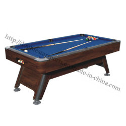 Factory Supplier OEM Customized 7/8/9FT Size Billiard Pool Sport Table