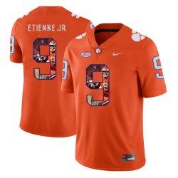 8fd61886a Clemson Tigers Jerseys 9 Travis Etienne Jr Ncaa College Jerseys