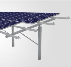 Corrosion Resistance Ground Solar Mounting System