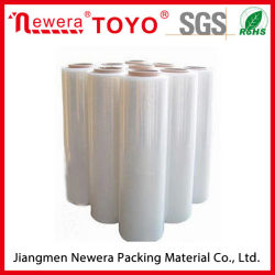 hot sales lldpe plastic wholesale stretch film for pallet wrapping - Stretch Wrap Film