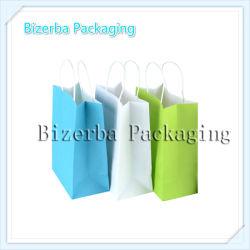 Professional Pink Luxury Gift Packaging Kraft Paper Bag