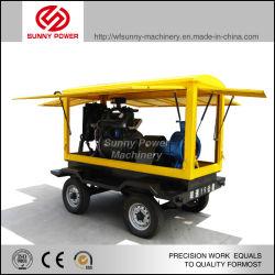 Diesel and Motor Driven Fire Pump with Jockey Pump/Pressure Tank