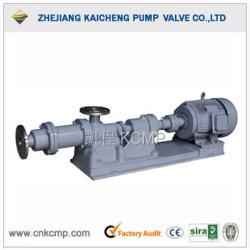 I-1b Heavy Duty Slurry Pump Variable Speed Single Screw Pump