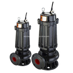 Non-Clogging Deep Well Solar Slurry Centrifugal Submersible Sewage Pump
