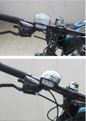 Mountain Bicycle LED Light, Bicycle Accessories Speaker Light