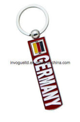 Customized Souvenir Metal Flag Keychain, Promotional Gifts