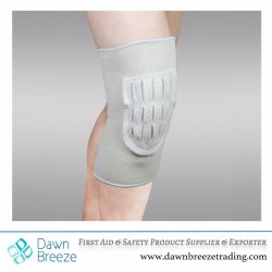 Cotton Sports Bike Motorcycle Knee Support