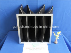 Fresh Activated Carbon Pocket Filter for Gas Absorbing