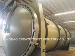 New Advanced Technology Autoclave for Carbon Firber/Composite Materal (ASME/CE)