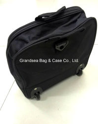 32inch Compactible Padded Carry for Weekend Shopping Gym Sport Wheeled Duffel Travel Bag (GB#100014)